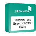 JURION Datenbanken: Carl-Heymanns-Handels-und-Gesellschaftsrecht
