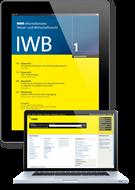 NWB Internationales Steuer- und Wirtschaftsrecht digital