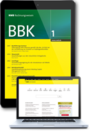 Datenbank: NWB Rechnungswesen
