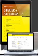 NWB Steuer und Studium digital