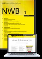 Datenbank:  NWB Steuer- und Wirtschaftsrecht